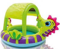 Детский бассейн Intex 57110, Морской конек