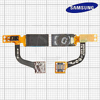 Динамик (speaker) для Samsung S5670 Galaxy Fit, со шлейфом (оригинал)