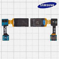 Динамик (speaker) для Samsung S7500, со шлейфом (оригинал)