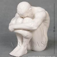 Статуэтки из бисквитного фарфора