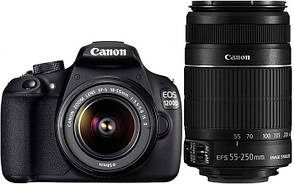 Зеркальный фотоаппарат Canon EOS 1200D kit (18-55mm) EF-S IS