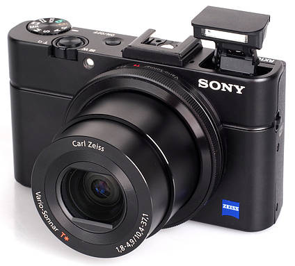 Компактный фотоаппарат Sony Cyber-shot DSC-RX100 , фото 2