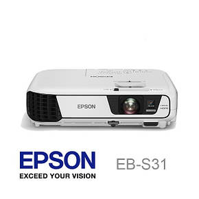 Проектор Epson EB-S31, фото 2