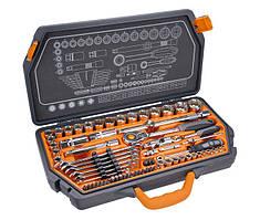 "Набор инструментов NEO Tools 08-635 1/4"", 1/2"" 71 шт.."
