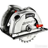 Дисковые пилы Graphite 58G486