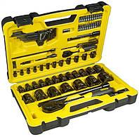 """Набор инструментов Stanley Tech3 STHT0-72655 1/4"""", 1/2"""" 78 шт."""
