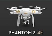 Квадрокоптер DJI Phantom 3 4K, фото 1