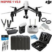Квадрокоптер DJI Inspire 1 v2.0 (1 radio)