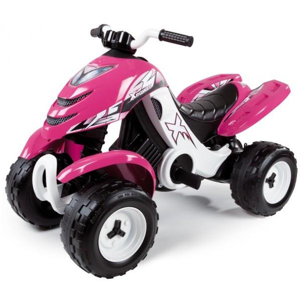 Электроквадроцикл Спорт Quad Smoby 33049