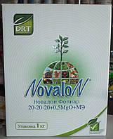 Новалон Фолиар 20-20-20+0,5 MgO+МЭ