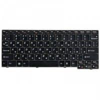 Клавиатура для ноутбука LENOVO (S205, U160, U165) rus, black
