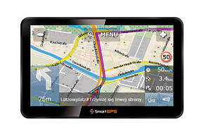 Навигатор SmartGPS SG770 + OpenStreetMap ЕС, фото 2