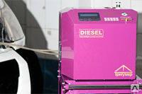 Станок для чистки и промывки форсунок дизель