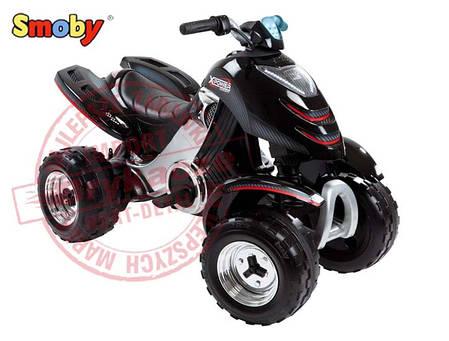 Квадроцикл электрический Quad X-Power  Smoby 33050, фото 2