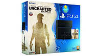 Sony PlayStation 4 (PS4) 500GB + игра: Uncharted 4