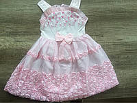 РАССПРОДАЖА!!!Всего за 125 грн праздничное платье от 3-х до 10 лет