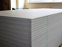 Гипсокартон KNAUF полочный 1.25х2.5м, 9.5мм
