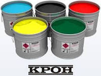 Краска KRON, промышленная краска польского производства