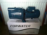Насос JET100L Forwater (Форватер) 1.1кВт поверхностный центробежный, фото 1