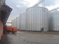 Элеваторные комплексы для хранения, сушки и очистки зерна