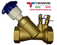 """Балансировочный клапан 2"""" TIEMME (6510013)"""
