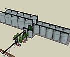 Элеваторные комплексы для хранения, сушки и очистки зерна, фото 4