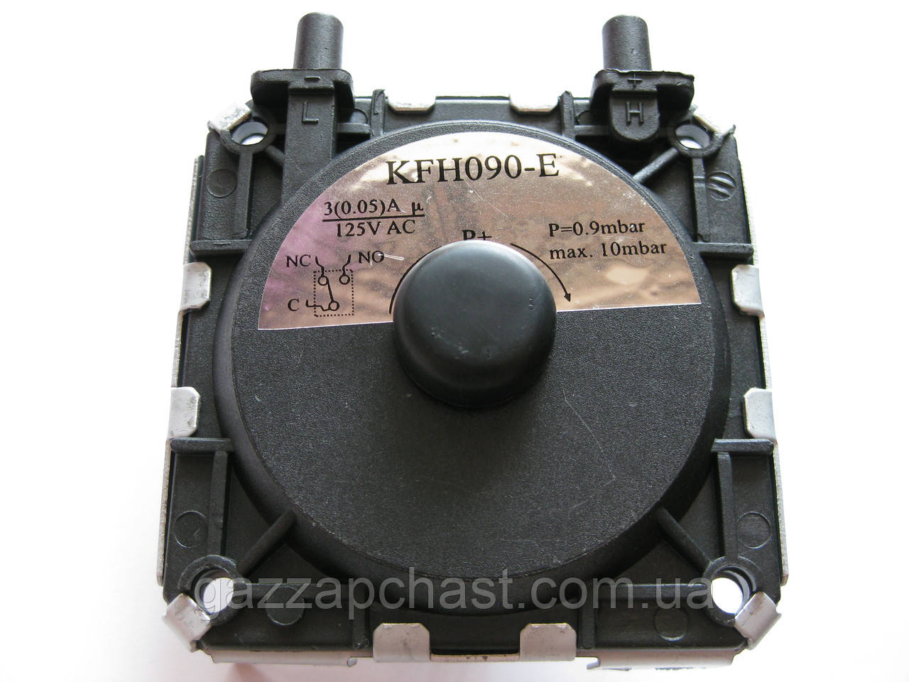Датчик вентилятора универсальный 60/39 Pa (KFH 090-E)