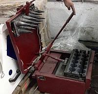 Устройство для выпекания вафельных рожков