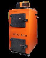 Пиролизный воздухогрейный котёл БТС-40 В