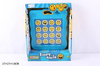 """Настольная Игра Funny Smiles 4 в 1 SLW860 """"Смайлики"""""""