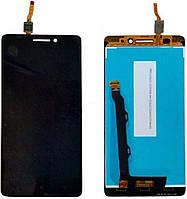 Дисплей (экран) + сенсор (тач скрин) LENOVO A7000 (оригинал)