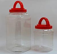 Пластиковая банка 3 л