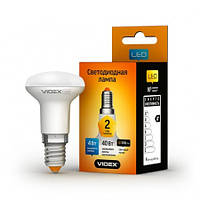 LED лампа Videx R39e 4W E14 3000K 220V (VL-R39e-04143)