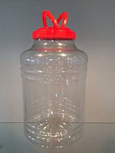 Пластиковая банка 10 л