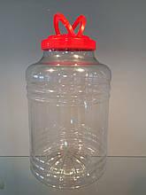 Пластикова банку 10 л