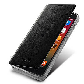 Чехол книжка для Xiaomi Mi4 боковой, MOFI Rui Series, Черный
