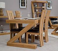 Стол обеденный из массива дерева 039