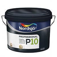 Матова акрилова фарба для стін Nordsjø Sadolin Professional P10