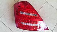 Фонари задние DEPO (рестайлинг) Mercedes S-Class W221