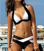 Женский стильный купальник с пуш-ап (3 цвета)