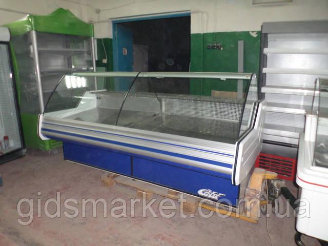 Холодильная витрина Cold W-24 N б/у