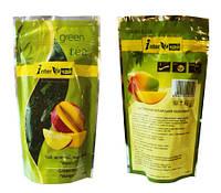 Манго - зелёный ароматизированный чай 100 г