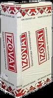Минеральная вата Izovat 135 кг/м3 100 мм (1.2 м2/упак)