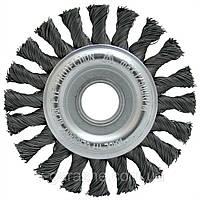 Щетка дисковая LESSMANN 150х22,2 мм (474811)