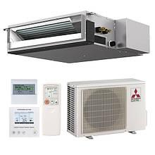 Канальные кондиционеры Mitsubishi electric SEZ-KD25VAQ