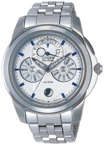 Мужские часы Citizen CT-BU0011-55A-A Moon Phase