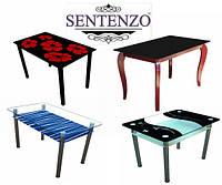 Новинки ассортимента! Стеклянная мебель Sentenzo