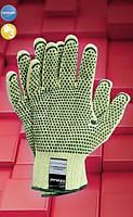 Перчатки защитные трикотажные с односторонним напылением RJ-KEVLARDOT, фото 1