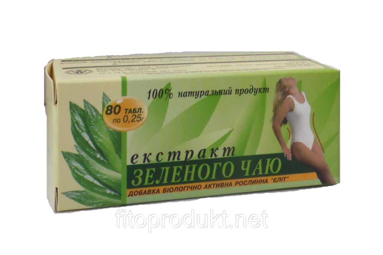 Экстракт зеленого чая для снижения веса №80 Элит Фарм