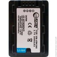 Аккумуляторы И Зарядки Для Фото-видео Техники Extradigital Panasonic VW-VBK360 (DV00DV1364)